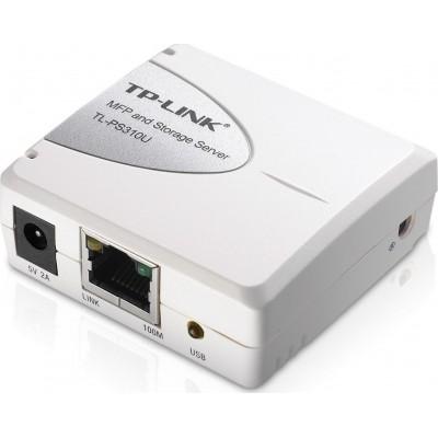 TP-LINK MFP & Storage Server