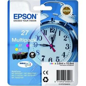 Epson 27 Color Multipack (C13T270540)