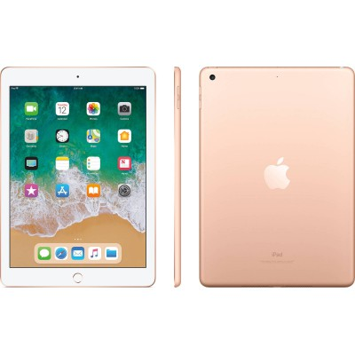"Apple iPad 9.7"" 2018 Wi-Fi (32GB) Gold"
