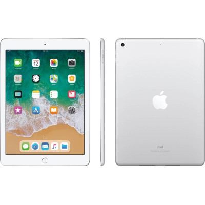 "Apple iPad 9.7"" 2018 Wi-Fi (32GB) Silver"