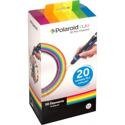 Polaroid 3d Pen Polaroid Play Ανταλλακτικά 20τμχ