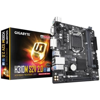 Gigabyte H310M S2V 2.0 (rev 1.0)