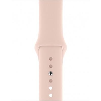 Apple 40mm Pink Sand Sport Band - S/M & M/L