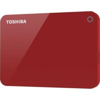 Toshiba Canvio Advance 3TB (Red)