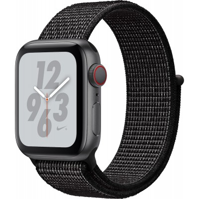 Apple Watch Series 4 Nike+ GPS Aluminium 44mm Space Grey