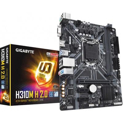 Gigabyte H310M H 2.0 (rev. 1.0)