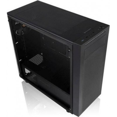 Thermaltake Versa J22 TG Edition Black