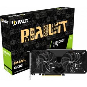 Palit GeForce GTX 1660 6GB Dual (NE51660018J9-1161A)