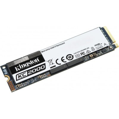 Kingston KC2000 500GB