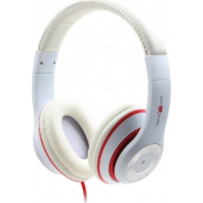 Gembird Stereo Headset Los Angeles White