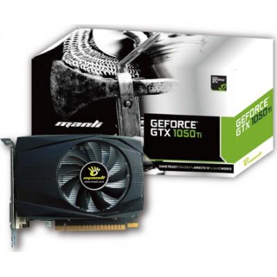 MANLI GeForce GTX 1050 Ti 4G OC NVIDIA 4 GB GDDR5