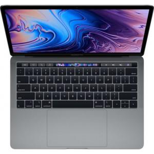 "Apple MacBook Pro 13.3"" (i5/8GB/256GB SSD) with Touch Bar (2019) Space Grey Greek Keyboard"