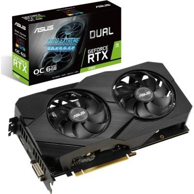 Asus GeForce RTX 2060 6GB EVO OC