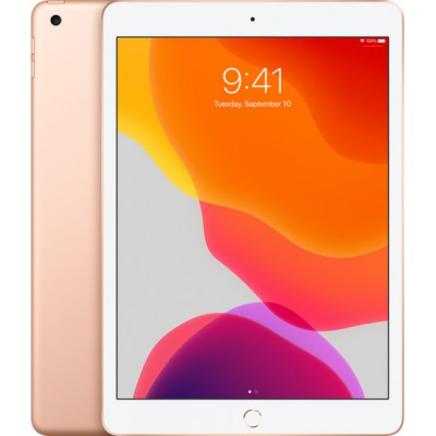"""Apple iPad 2019 10.2"""" WiFi (32GB) Gold"""
