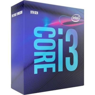 Intel Core i3-9100 Box