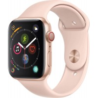 Apple Watch Series 5 Aluminium Cellular Gold Aluminium Case 44mm, Pink Sand Sport Band