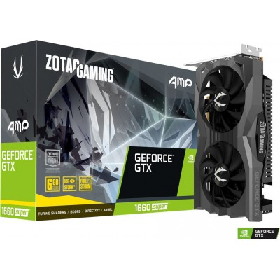 Zotac GeForce GTX 1660 Super 6GB AMP