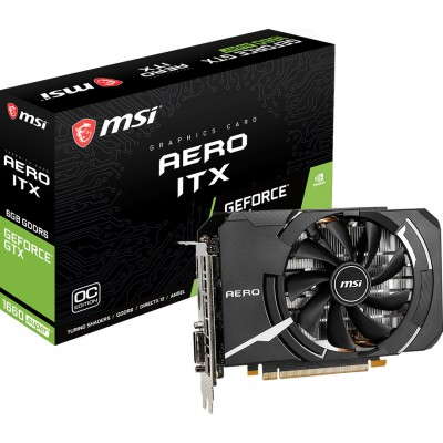 MSI GeForce GTX 1660 Super 6GB Aero ITX OC