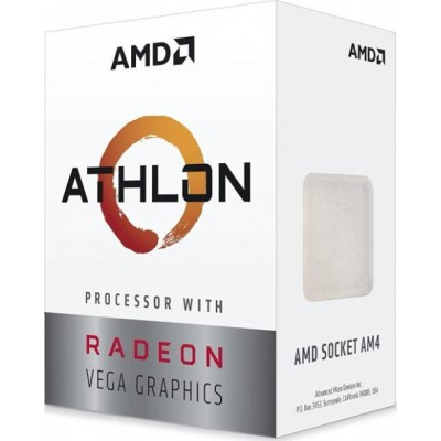 AMD Athlon-3000G Box