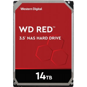 Western Digital Red Plus 14TB (512MB Cache)