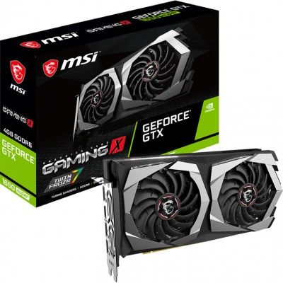 MSI GeForce GTX 1650 Super 4GB Gaming X