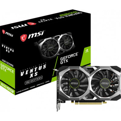 MSI GeForce GTX 1650 Super 4GB Ventus XS OC