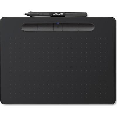 Wacom Intuos M with Bluetooth - Black