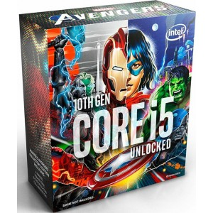 Intel Core  i5-10600K Marvel's Avengers Collector's Edition