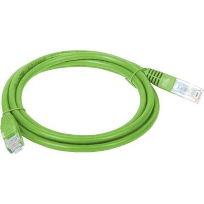 A-LAN U/UTP Cat.5e Cable 1m Πράσινο