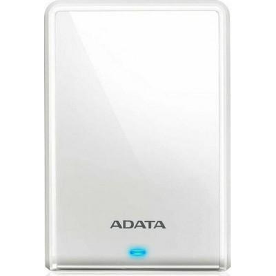 Adata HV620S Εξωτερικός HDD 1TB Λευκό