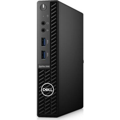 Dell OptiPlex 3080 MFF (i3-10105T/8GB/256GB/W10) (NN8HH)