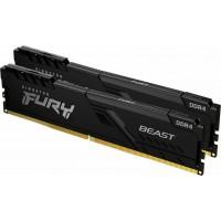 Kingston Fury Beast 32GB DDR4 RAM (2x16GB) 3200MHz (KF432C16BB1K2/32)