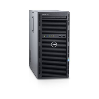 Dell PowerEdge T130 (E3-1220v6/8GB/2x1TB)