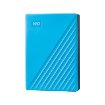 WD My Passport 4 TB (blue)