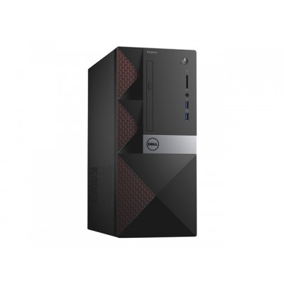 Dell Vostro 3650 ΜΤ (i3-6100/4GB/500GB/W10)