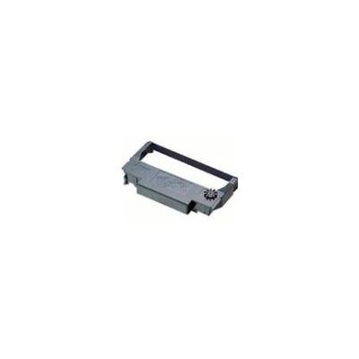 Mini Printer Fabric Ribbon - Red/Black