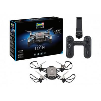 Revell Camera Quadrocopter ICON, drone (gray / black)