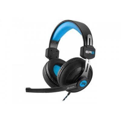 Sharkoon Rush ER2 Blue Headset