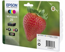 Epson 29 Multipack 4-pack