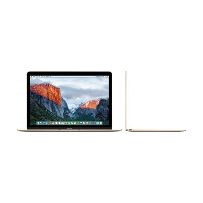 "Apple MacBook 12"" (M3/8GB/256GB SSD) (2017) Gold"