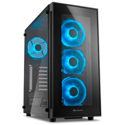 SHARKOON - TG5 ATX Mid Tower Case