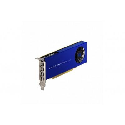 AMD Radeon Pro WX 4100, 4GB GDDR5, 4x Mini DisplayPort