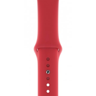 Apple 40mm Red Sport Band - S/M & M/L