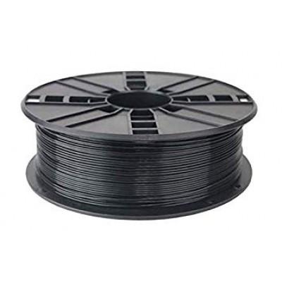 Gembird Filamentcassette PLA black 1.75mm 0,6kg 53mm narrow coil