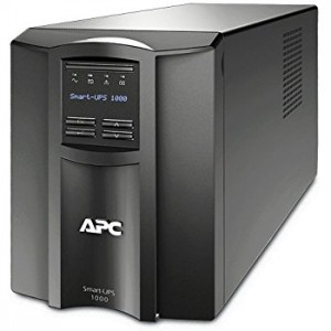 APC Smart-UPS 1000VA LCD, USB/seriell (SMT1000I)