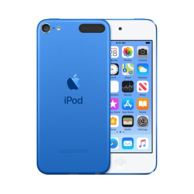 Apple iPod Touch 7th Generation (32GB) Blue