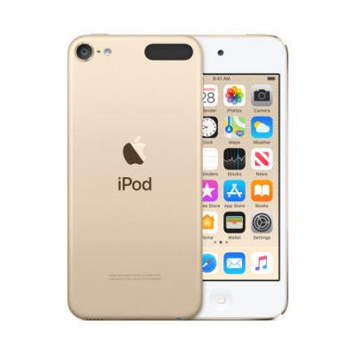 Apple iPod Touch 7th Generation (128GB) Gold