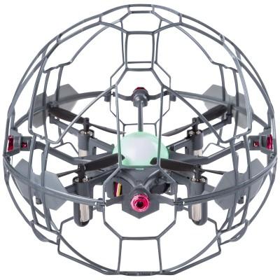 Spin Master Air Hogs supernova drone (gray)