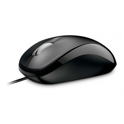 Microsoft Compact Optical Mouse 500 USB (Black)