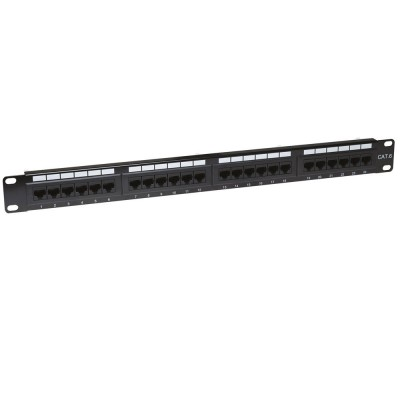 Intellinet Patchpanel 24 Port Cat6 Utp